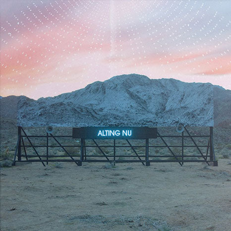 Arcade Fire / Everything Now / Danish language artwork