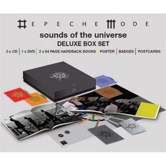 Depeche Mode / Sounds of the Universe Deluxe Box Set