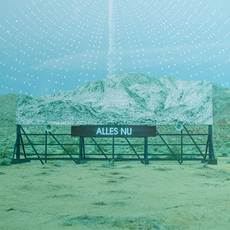 Arcade Fire / Everything Now / Dutch language artwork