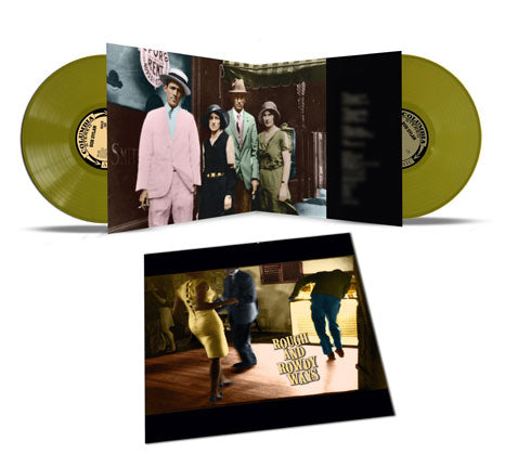 Bob Dylan / Rough and Rowdy Ways limited edition Olive Green 2LP vinyl