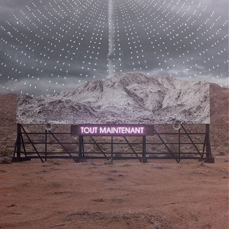 Arcade Fire / 'Everything Now' Vinyl LP / Limited Edition FRENCH language artwork