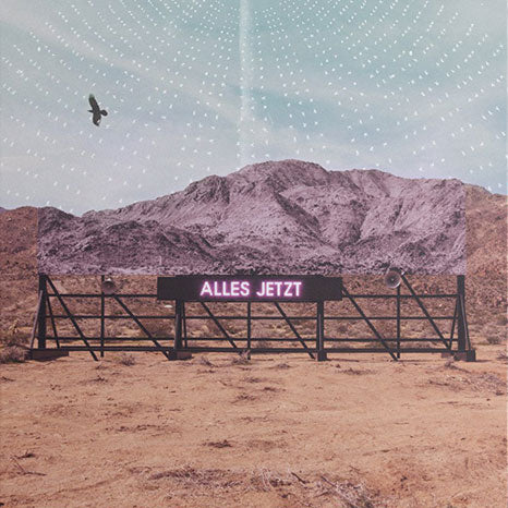 Arcade Fire / 'Everything Now' Vinyl LP / Limited Edition GERMAN language artwork