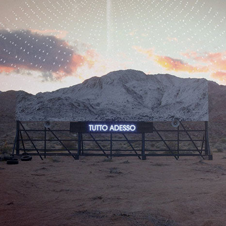 Arcade Fire / 'Everything Now' Vinyl LP / Limited Edition ITALIAN language artwork