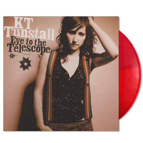 KT Tunstall / Eye to the Telescope red vinyl
