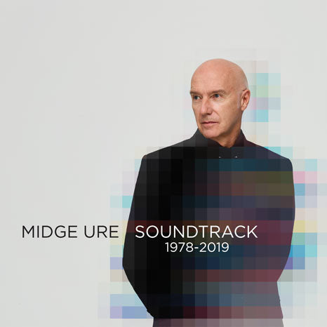 Midge Ure / Soundtrack 1978-2019 / 2CD+DVD anthology