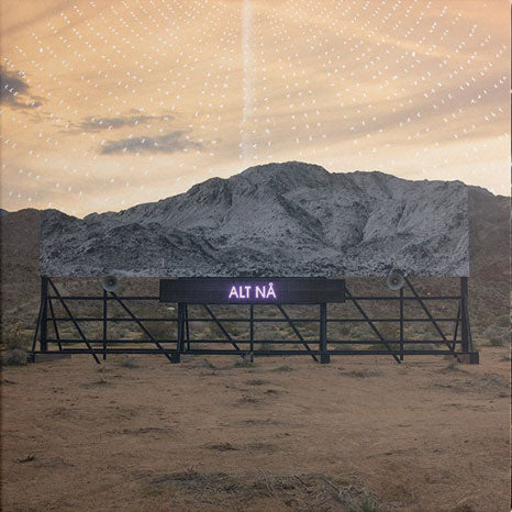 Arcade Fire / Everything Now / Norwegian language artwork