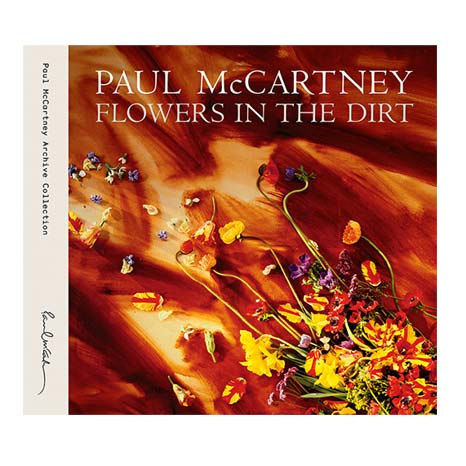 Paul McCartney / Flowers In The Dirt 2CD deluxe