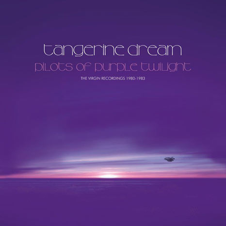 Tangerine Dream / Pilots of the Purple Twilight: The Virgin Recordings 1980 –1983 / 10CD box set