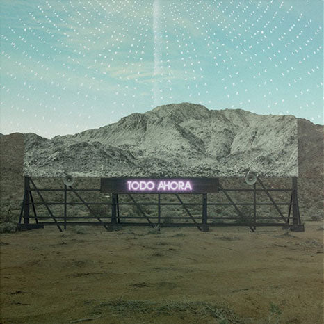 Arcade Fire / Everything Now / Spanish language artwork