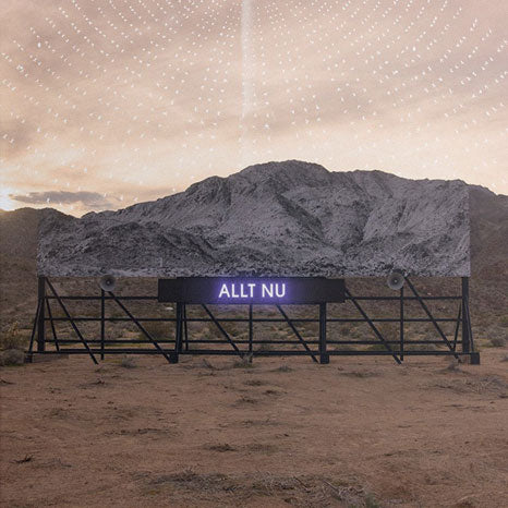 Arcade Fire / 'Everything Now' Vinyl LP / Limited Edition SWEDISH language artwork