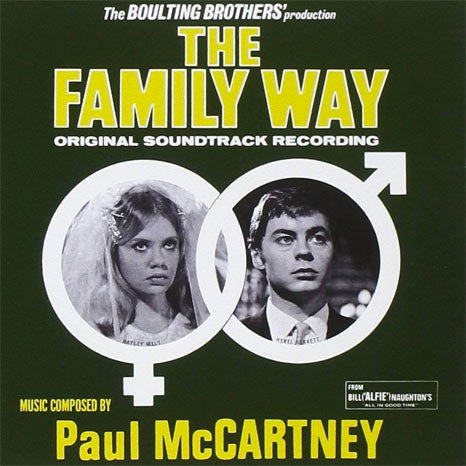Paul McCartney / The Family Way CD