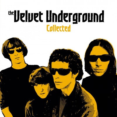 The Velvet Underground / Collected / 180g PINK PEELED BANANA 2LP VINYL