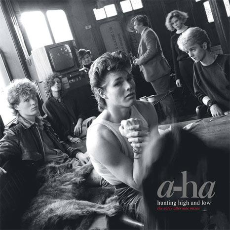 A-Ha / Hunting High and Low the early alternate mixes limited edition RSD vinyl LP
