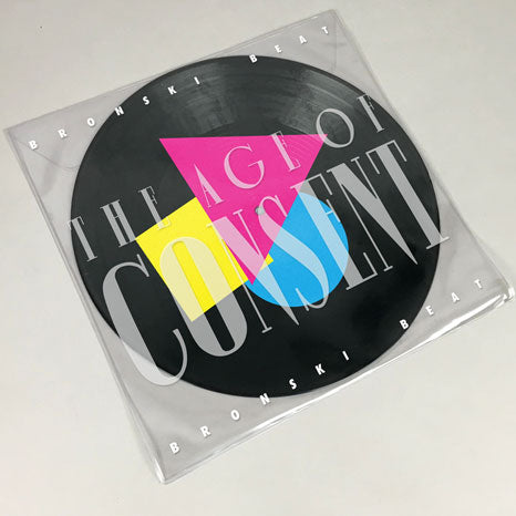 Bronski Beat / The Age Of Consent vinyl picture disc