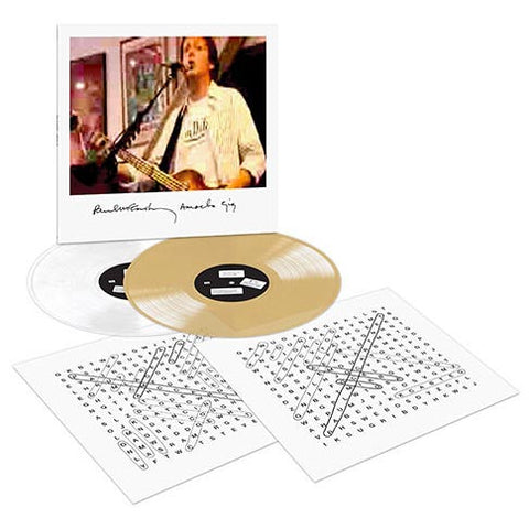 Paul McCartney / Amoeba Gig limited 2LP coloured vinyl