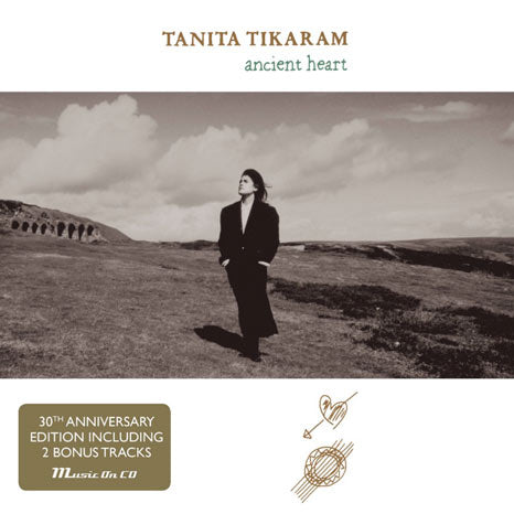 Tanita Tikaram / Ancient Heart 30th anniversary CD with bonus tracks
