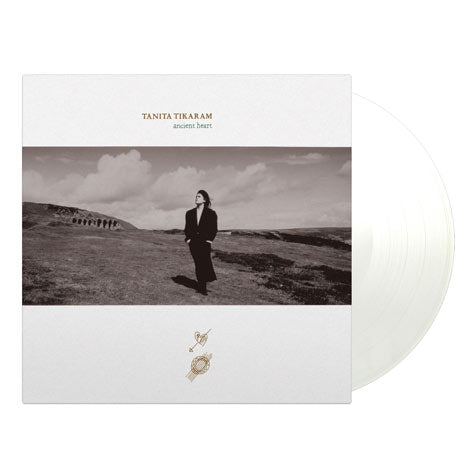 Tanita Tikaram / Ancient Heart limited edition CLEAR vinyl LP