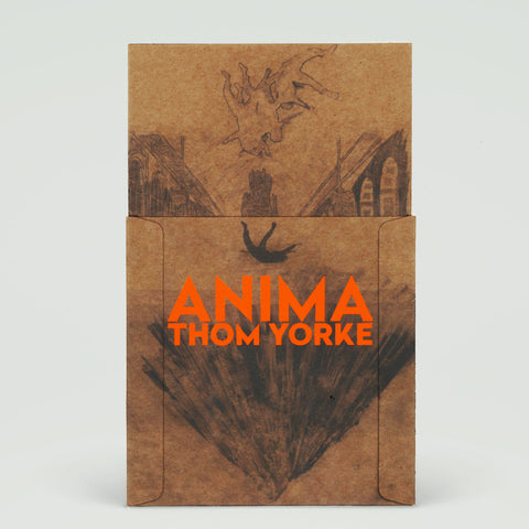 Thom Yorke / Anima CD edition