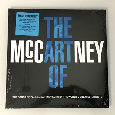 The Art of McCartney / 3LP vinyl - various artists