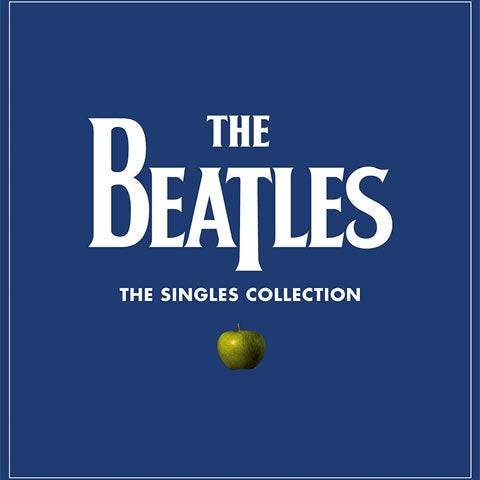 """The Beatles / The Singles Collection 7"""" box set"""