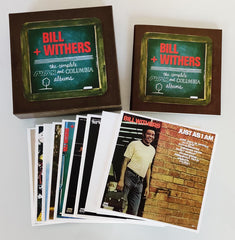 Bill Withers / The Complete Sussex and Columbia Albums 9CD box set