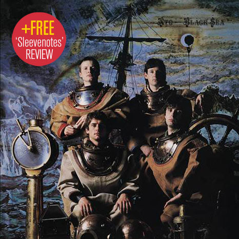 XTC / Black Sea 200g vinyl LP + free SDE 'Sleevenotes' A4 review