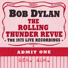 Bob Dylan / The Rolling Thunder Revue: The 1975 Live Recordings 14CD box set