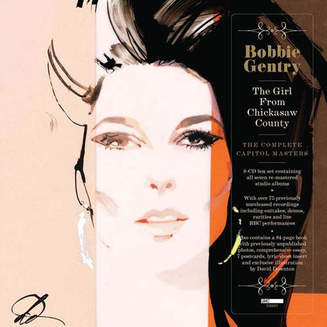 Bobbie Gentry / The Girl From Chickasaw County - The Complete Capitol Masters