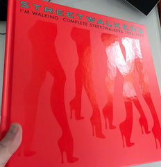 Streetwalkers / I'm Walking: The Complete Streetwalkers 1974-1977 / 15CD *signed* box set