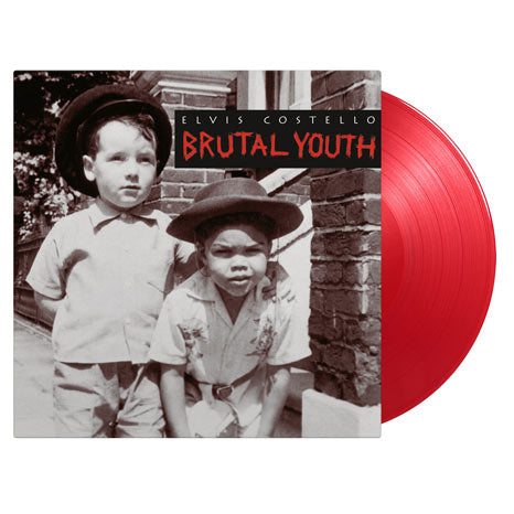 Elvis Costello / Brutal Youth limited 2LP red vinyl