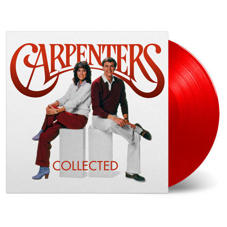 Carpenters / Collected 2LP red vinyl