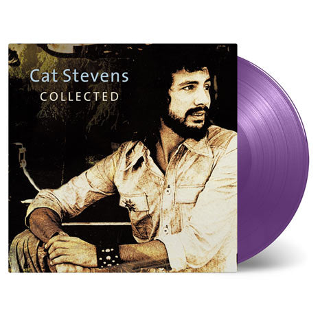 Cat Stevens / Collected 2LP coloured vinyl