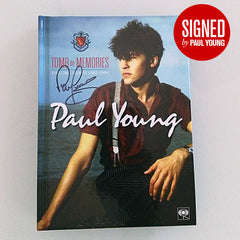 Paul Young / Tomb of Memories: The CBS Years 1982-94 / *Limited SIGNED edition*