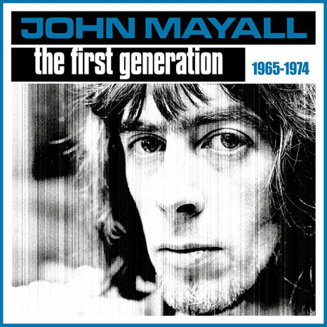 John Mayall / The First Generation 1965-1974 / 35 CD box set