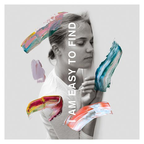 The National / I Am Easy To Find limited 2LP indies only CLEAR vinyl