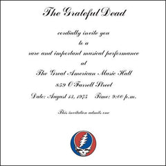 Grateful Dead / One From The Vault 3LP vinyl - limited repress