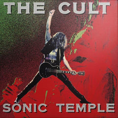 The Cult / Sonic Temple 30th anniversary 5CD super deluxe