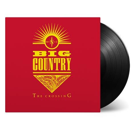 Big Country / The Crossing 2LP expanded reissue