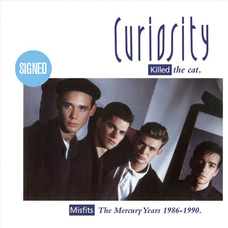 Curiosity Killed The Cat / Misfits: The Mercury Years 1986-1990
