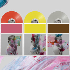 The National / I Am Easy To Find limited 3LP deluxe coloured vinyl