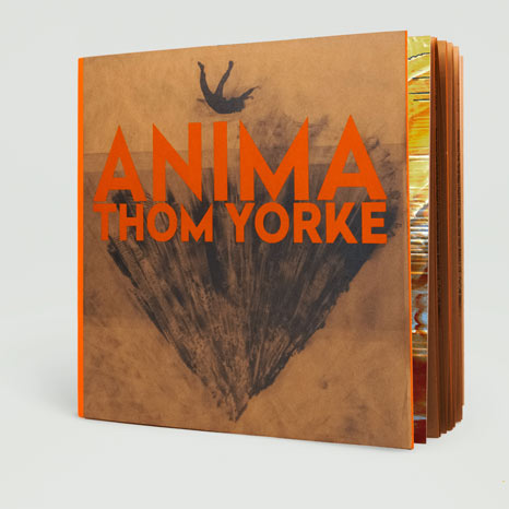 Thom Yorke / Anima 2LP deluxe book edition