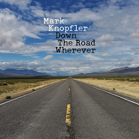 Mark Knopfler / Down the Road Wherever deluxe box set