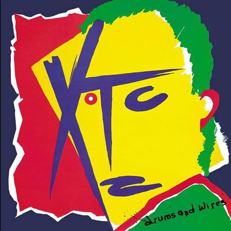 XTC / Drums and Wires 200g vinyl LP + 7""