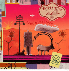 Paul McCartney / Egypt Station 'Explorers' Edition' limited edition coloured vinyl