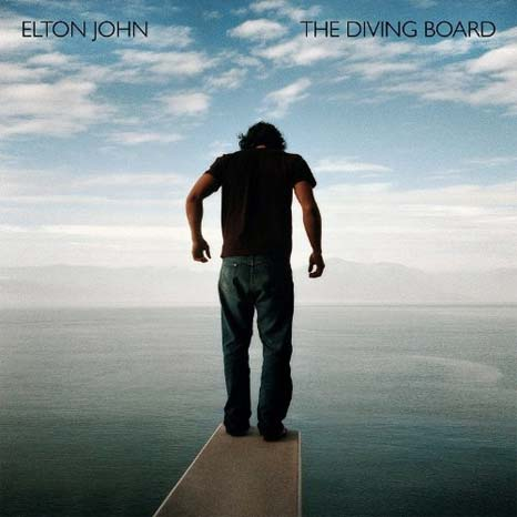 Elton John / The Diving Board super deluxe edition box set