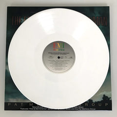 The Falcon and the Snowman  OST / Pat Metheny Group, David Bowie / White Vinyl Limited Edition