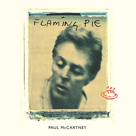 Paul McCartney / Flaming Pie 2CD reissue