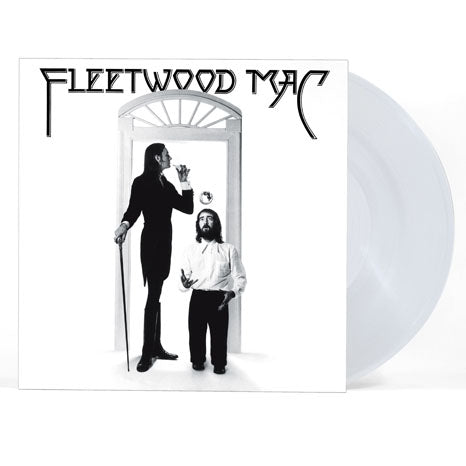 Fleetwood Mac limited edition white vinyl LP