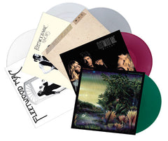 Fleetwood Mac albums pressed on coloured vinyl
