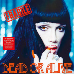 Dead or Alive / Fragile 20th anniversary 2LP red vinyl